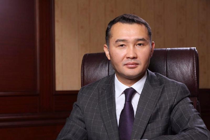 图亚科巴耶夫出任阿拉木图市副市长
