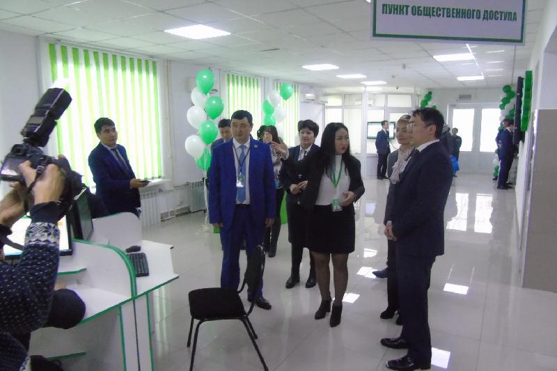 Цифровой ЦОН открыли в Петропавловске