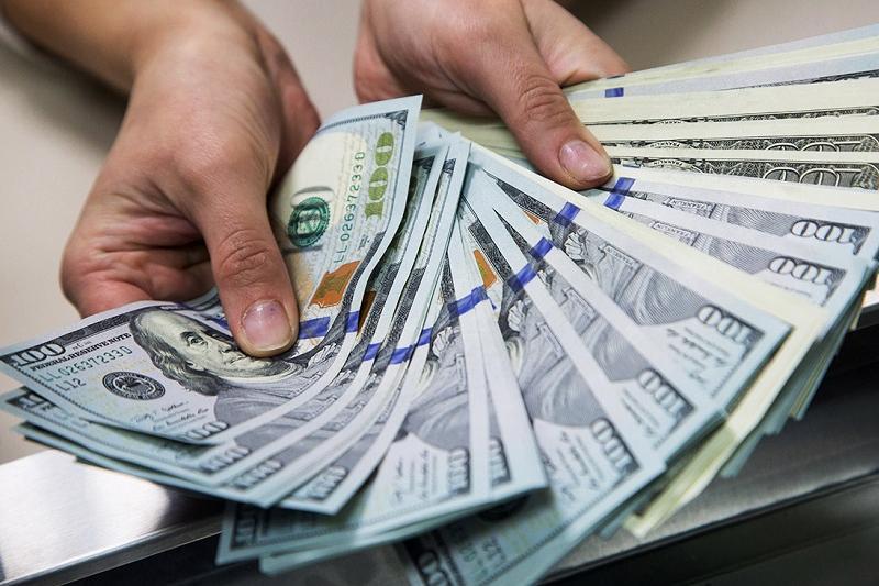 今日美元兑坚戈终盘汇率1:383.02