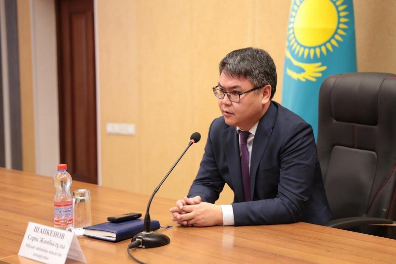 Атырау облыстық білім басқармасы басшысының ұсталуына қатысты түсініктеме берілді