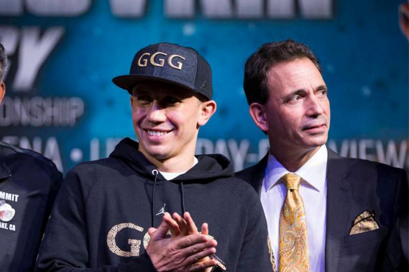 Golovkin parts ways with promoter Tom Loeffler, says ESPN's Rafael