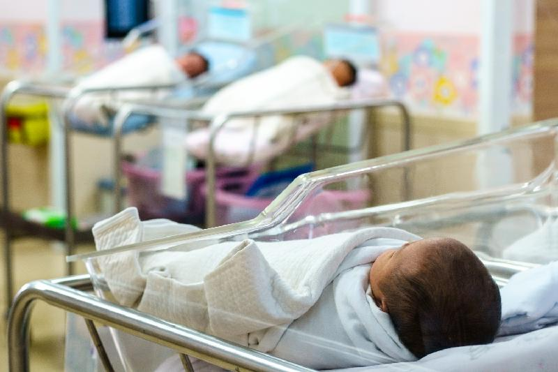 Kazakhstan welcomed 618 babies on the New Year 's Eve