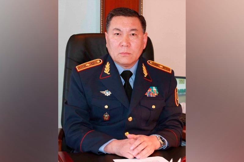 Назначен новый начальник Карагандинской академии МВД