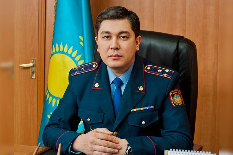 Выпускника Кембриджа назначили начальником Карагандинской академии МВД