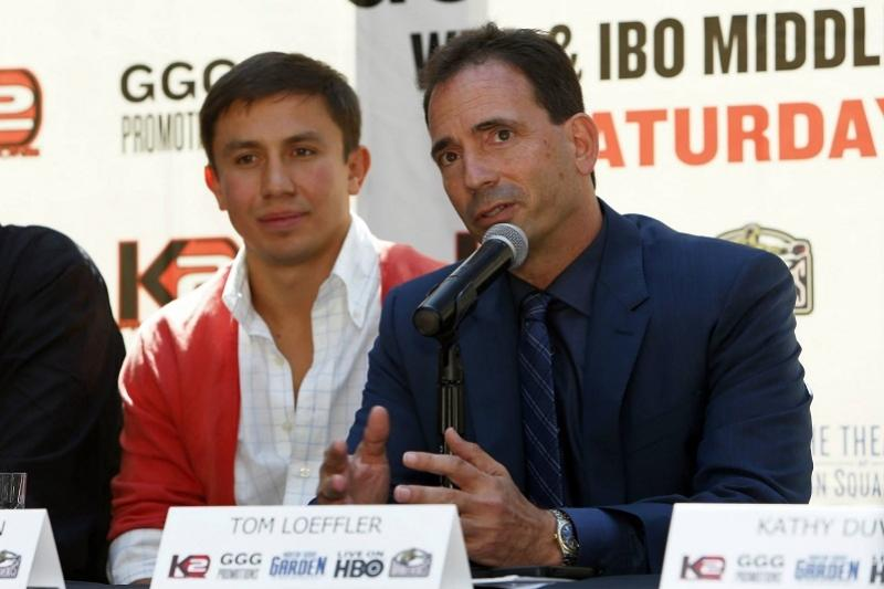 Loeffler responds to rumors that he and GGG have split