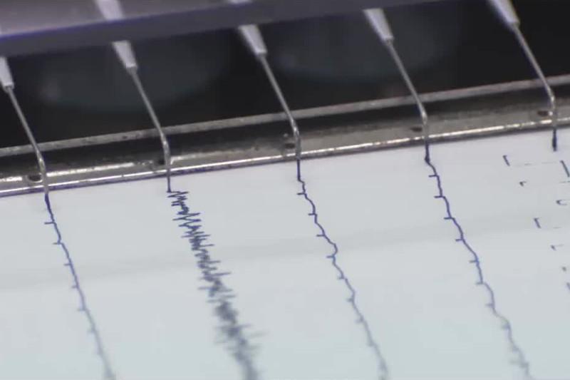 吉尔吉斯斯坦发生规模4.3地震