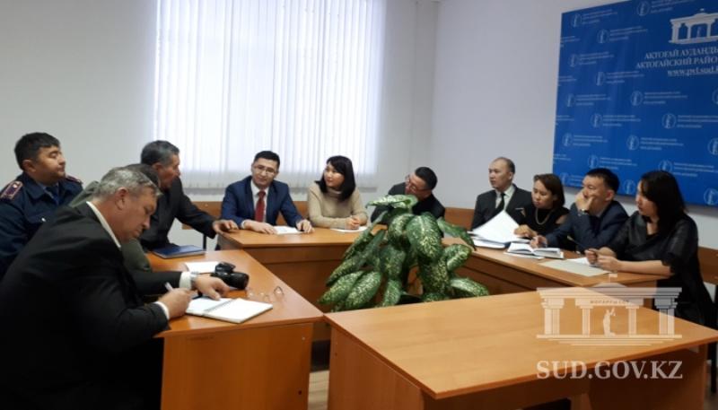 Советы биев созданы в двух городах и районах Павлодарской области