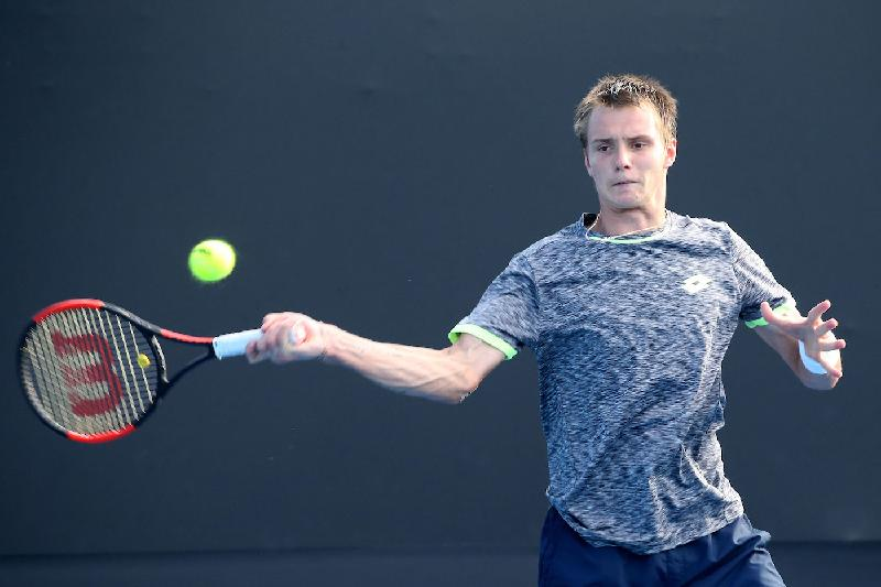 Kazakhstani Bublik climbs up ATP rankings