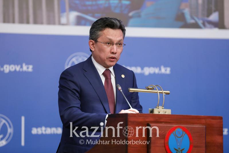 Астана перестала быть городом госслужащих - Бахыт Султанов