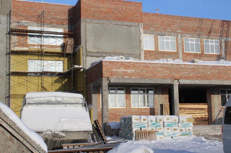 Производить строительные материалы нацелились в СКО