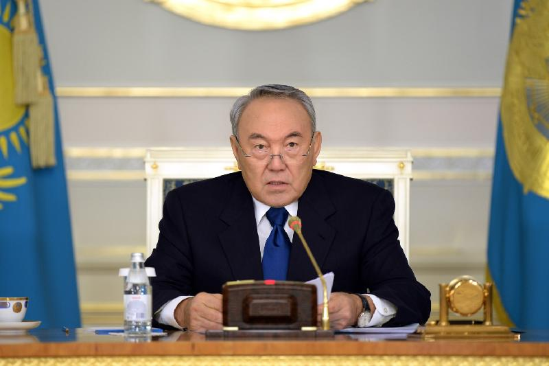 President Nazarbayev makes statement on evacuation of Kazakhstanis from Syria