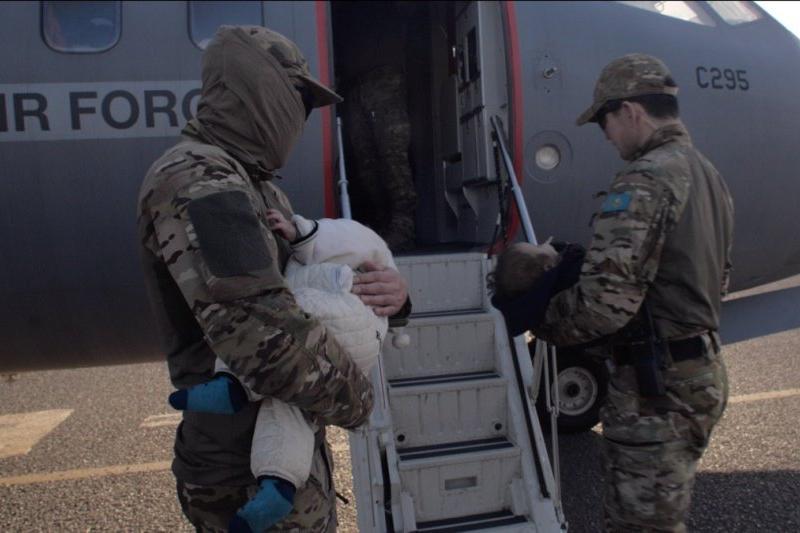 Спецоперация по эвакуации казахстанцев из Сирии - это серьезный успех спецслужб - Ерлан Карин
