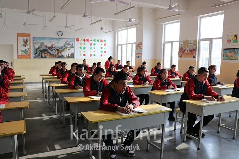 Exclusive: Kazinform reportage from China's Xinjiang