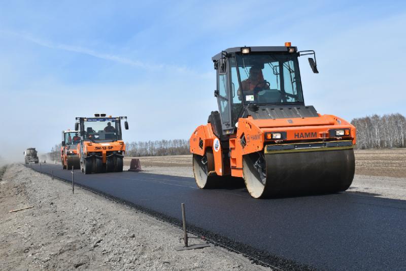 Трассу Курык-Жетибай полностью реконструируют