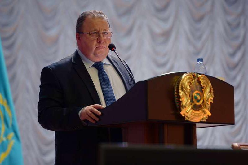 В Павлодарской области назначен новый глава управления по контролю за использованием и охраной земель