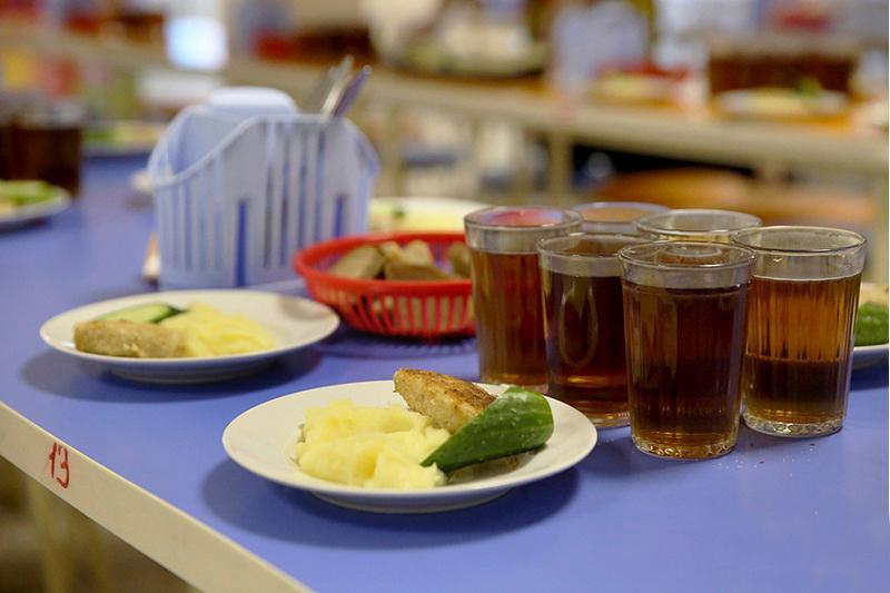В 86,3% школ Акмолинской области организовано горячее питание