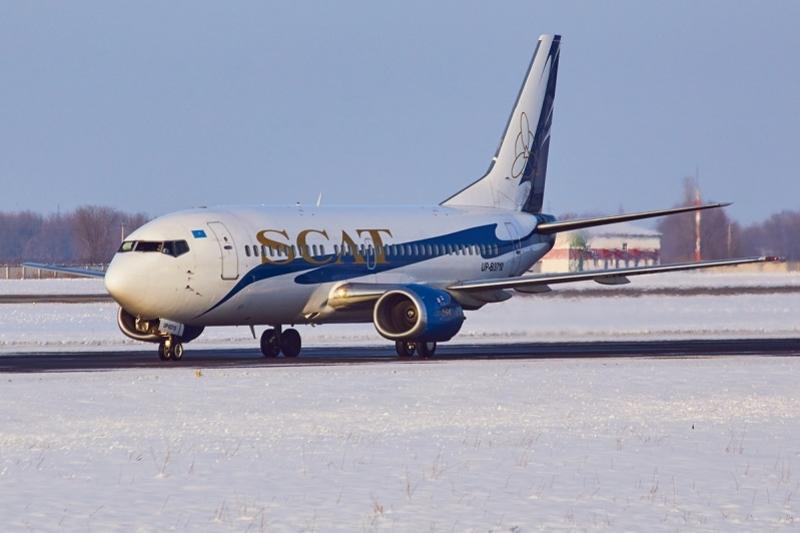 Рейс Пхукет - Алматы отправили на запасной аэродром в Шымкент