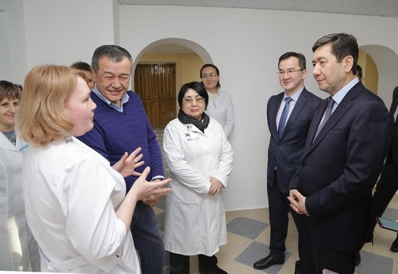300 млн тенге выделили на ремонт областной клинической больницы в Караганде