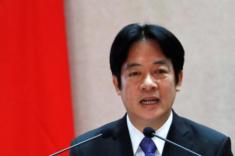 Тайвань үкіметінің басшысы 11 қаңтарда отставкаға кететінін мәлімдеді