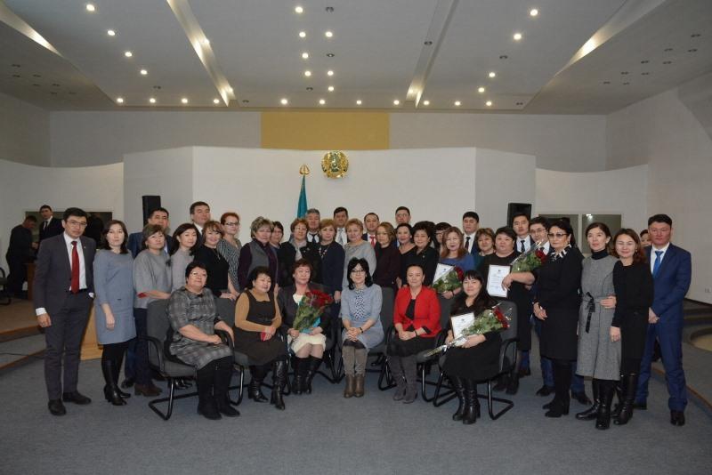 В Акмолинской области подвели итоги работы в сфере внутренней политики