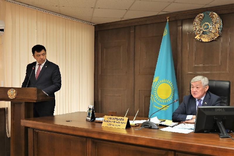 Ускорить темпы цифровизации в Актюбинской области поручил Бердыбек Сапарбаев