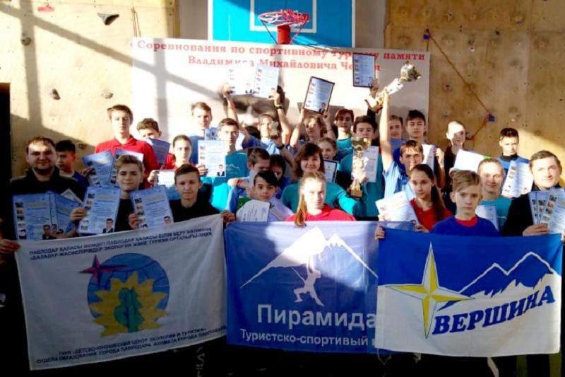 Первые места заняли павлодарцы на Кубке РК по горному туризму в Алматы
