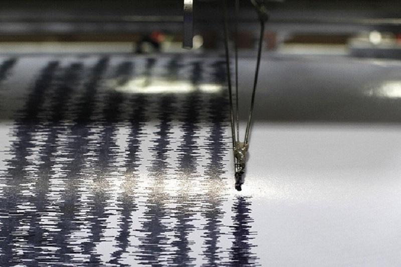 В 118 км от Алматы зафиксировано землетрясение