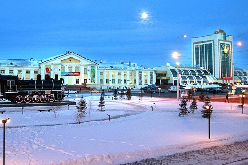 10 новых эскалаторов заработали на железнодорожном вокзале Астана-1