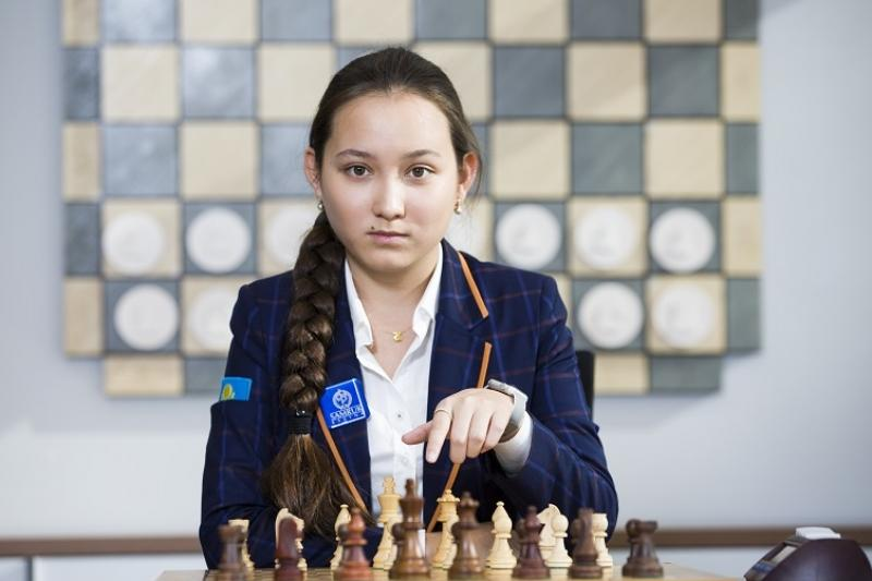 Kazakhstan's Zhansaya Abdumalik tops world's U20 chess ratings
