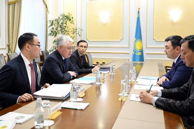 Preparations for World Congress of Turkologists discussed in Astana