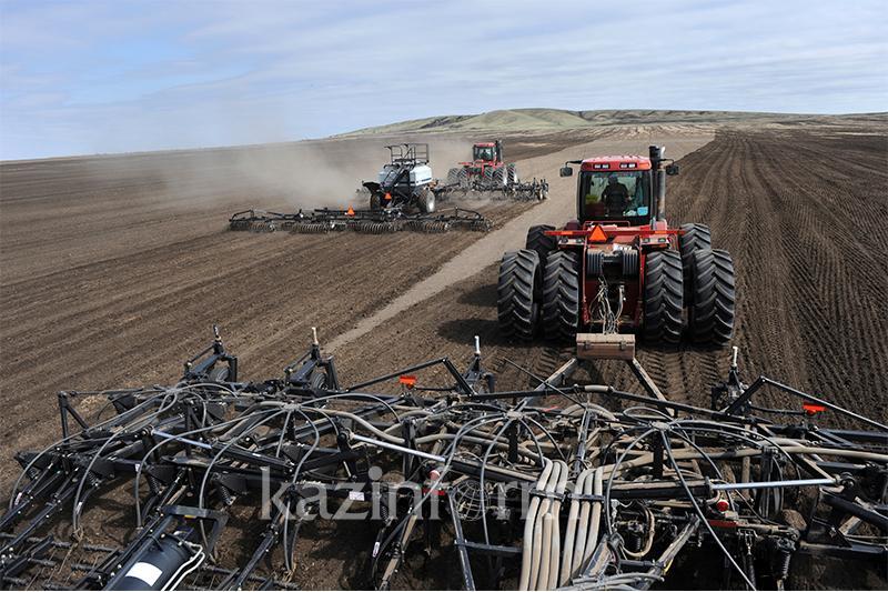 Привлекать частников к обороту новых орошаемых земель планируют в Казахстане