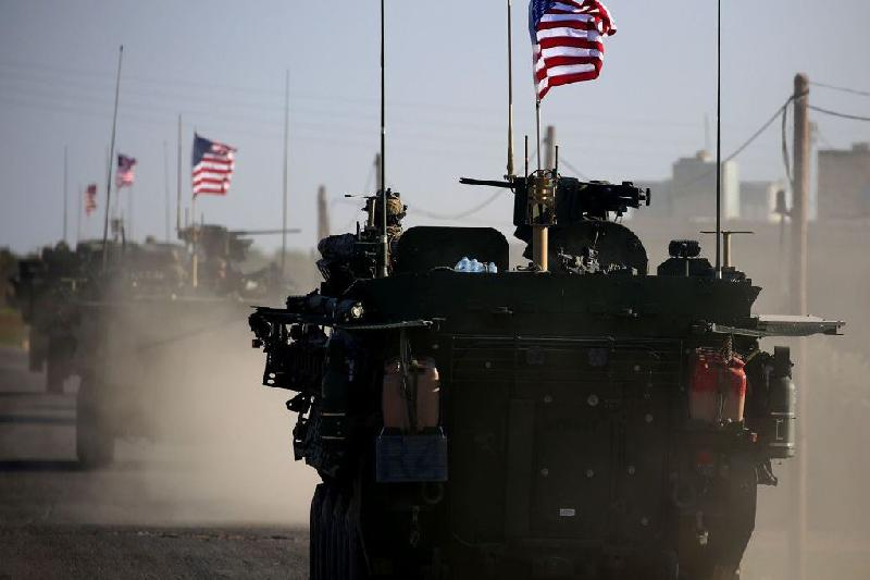 U.S. begins moving military equipment out of Syria: media