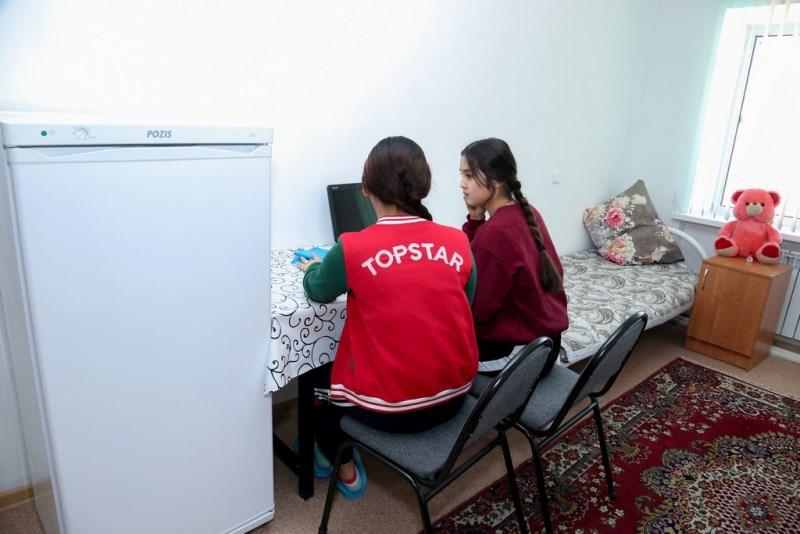 В рамках Пяти социальных инициатив восстановили общежитие Балхашского медколледжа