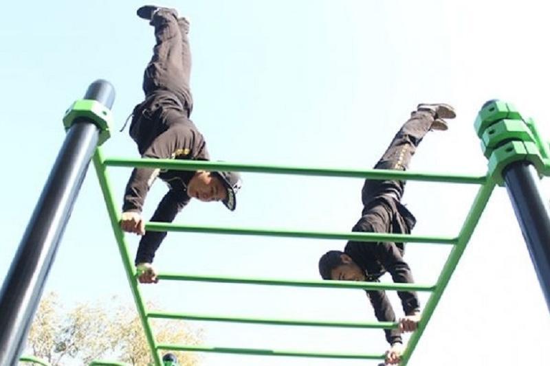 В Караганде на уличные спортивные площадки будут привлекать тренеров