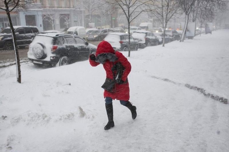 Snowstorm to grip W Kazakhstan