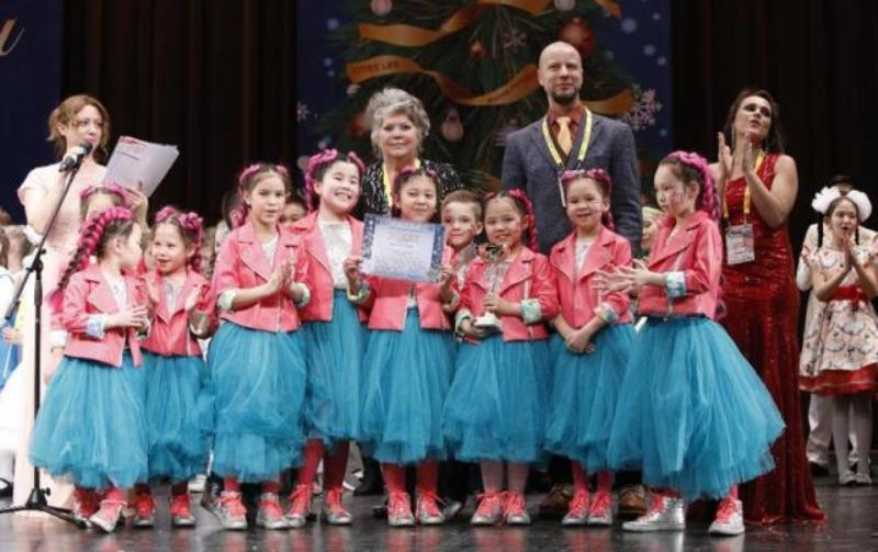 Kazakhstan's young artists take top honors at Moscow festival