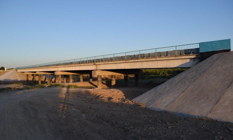 Около 1 тысячи км дорог отремонтируют в Туркестанской области
