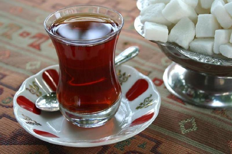 A Turk consumes 1,300 cups of tea every year
