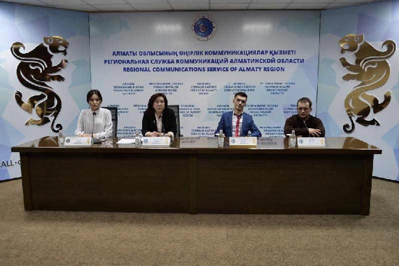 Победителей соцпроекта «Social IT» наградили грантами в Талдыкоргане