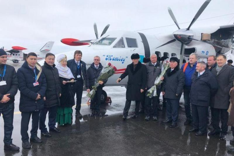 Czech company L-410 aircraft to Kazakhstan