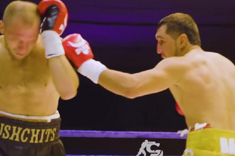 Қазақстандық боксшылардың жойқын соққыларының видеосы желіде тарады