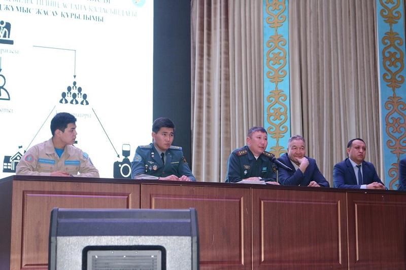 Новые военно-патриотические клубы откроют в Астане