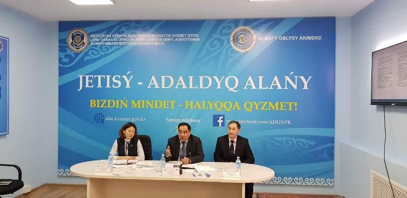 Персональную ответственность руководителей медучреждений усилили в Талдыкоргане
