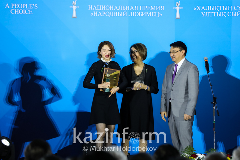 Kazinform wins People's Choice Award as Best Online News Agency