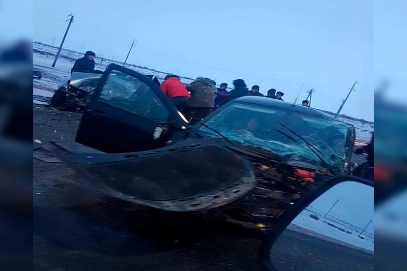 Атырау - Орал тасжолында адам өліміне соқтырған жол апаты орын алды
