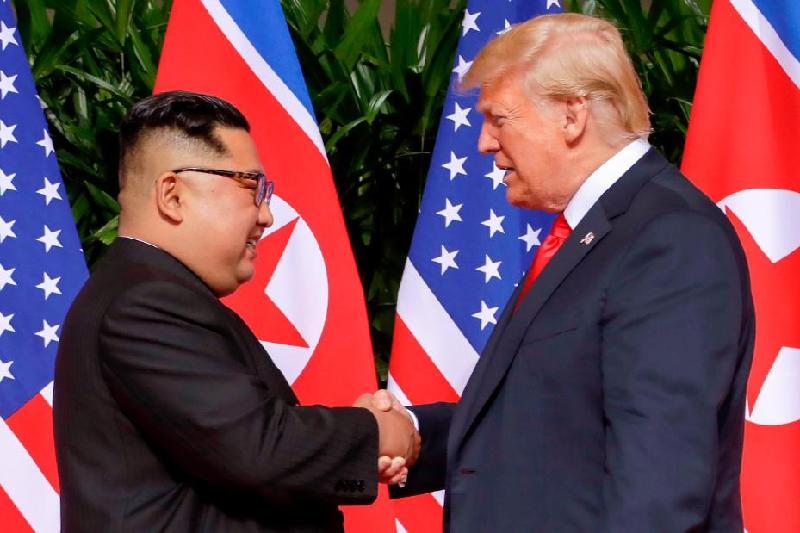 Trump offers to meet Kim in Vietnam in mid Feb for 2nd summit: report