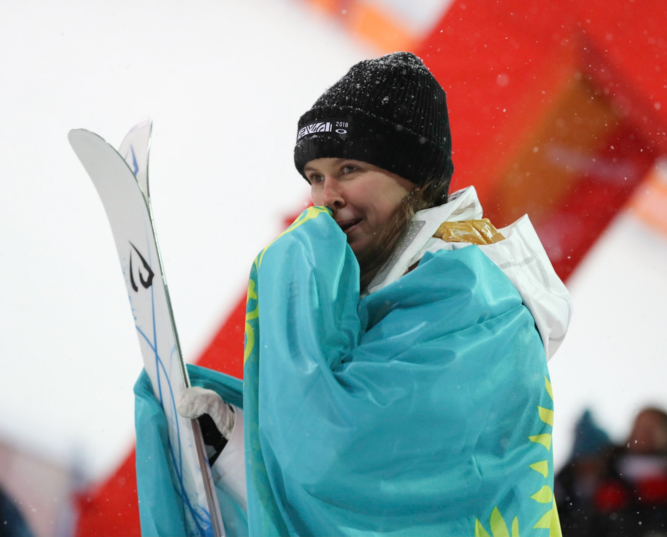 Юлия Галышева Канадада өткен әлем кубогында бірінші болды