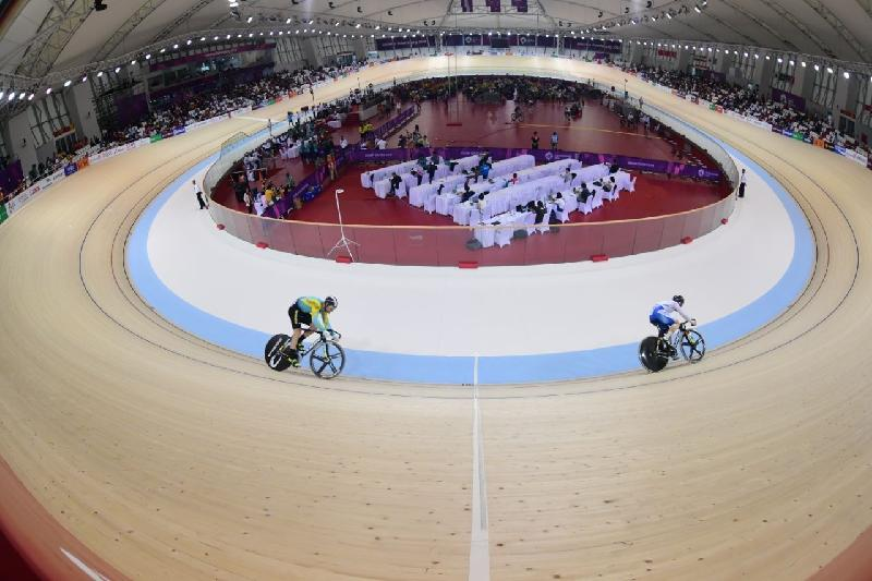 Kazakhstan claims gold at Asian Track Cycling Championships in Jakarta