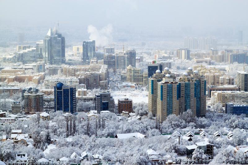 Цифровую карту сейсмического состояния жилых домов создают в Алматы