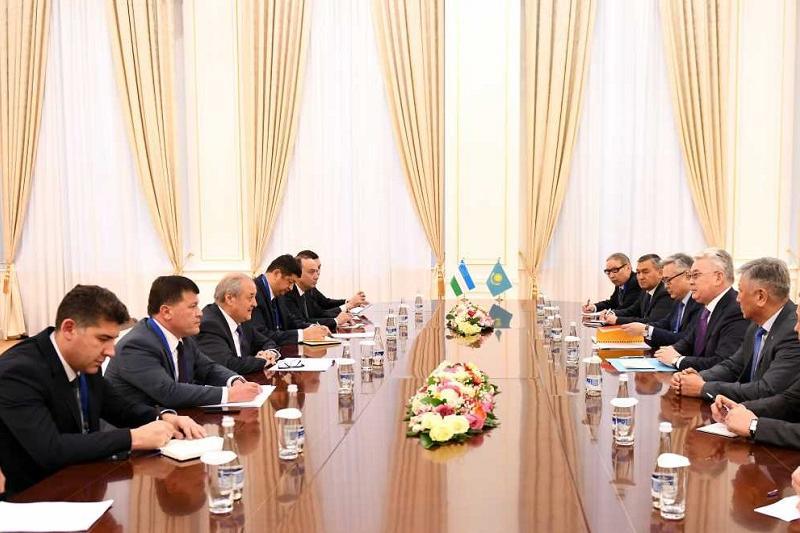 Қазақстан СІМ басшысы Орталық Азия Сыртқы істер министрлерімен кездесті